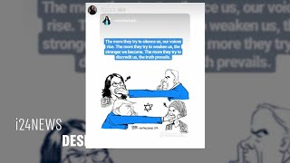 Omar and Tlaib's Cartoon and the Holocaust Mockery Behind It