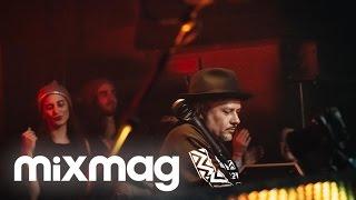 LOUIE VEGA Mixmag Live @ Output NYC