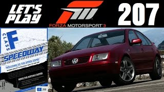 Let's Play Forza Motorsport 3 - Part 207 - Class F Speedway Challenge
