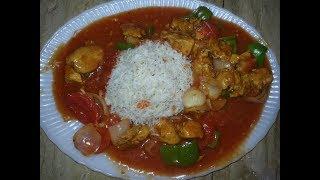 Spicy Bar.B.Q Shashlik Recipe