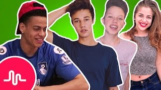 MOST POPULAR FEATURED MUSICAL.LYS REACTION (Cameron Dallas, Jacob Sartorius, Baby Ariel)