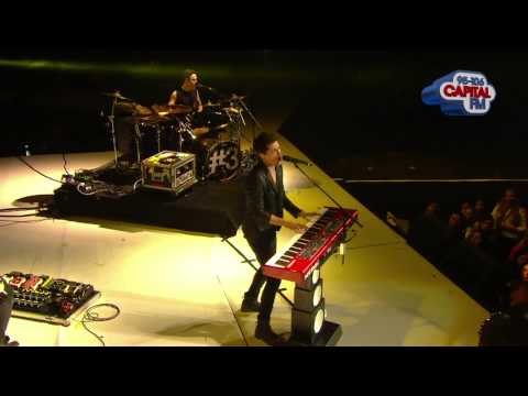 The Script - For The First Time (Live Performance, Jingle Bell Ball 2012)