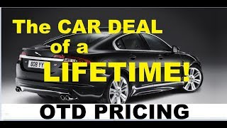 MAKE AUTO DEALERS WORK FOR YOU - Get the Car Deal of a LIFETIME! How to get OTD Vehicle Pricing