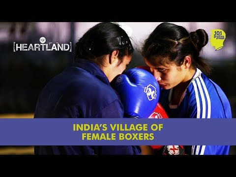 India's Village Of Female Boxers | Chakar, Ludhiana | Unique Stories From India