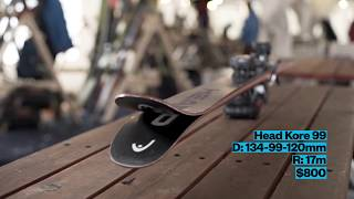 What's New From Head Skis For 2019