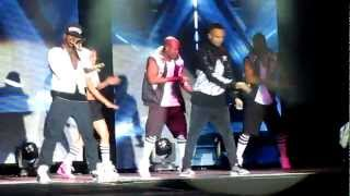 JLS - Teach Me How To Dance - Exeter 01/09/12 HQ