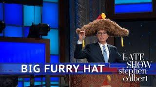 Big Furry Hat:
