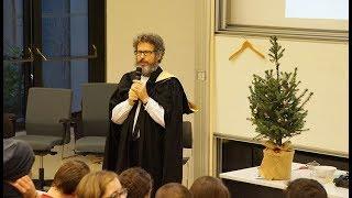 Weihnachtsvorlesung Informatik 2018: 40 Engel Für Ein Halleluja