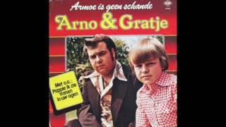 Arno & Gradje - Armoe Is Geen Schande (1980) Pappie ik zie tranen in je ogen