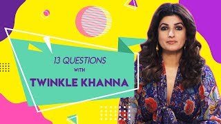 13 Questions With Twinkle Khanna | Hauterfly