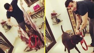 Karan Patel Celebrates Holi with Naughty Patel | TellyMasala