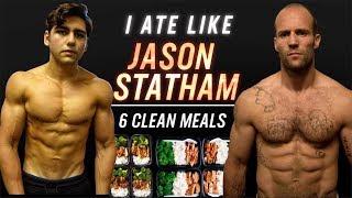 I Ate Like Jason Statham For A Day