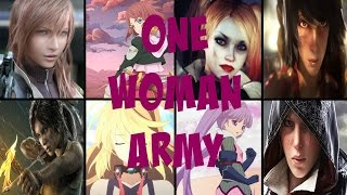 One Woman Army - GMV