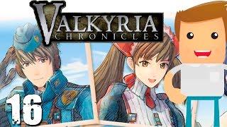 MISION SUICIDA ► Valkyria Chronicles #16 [ Gameplay Español