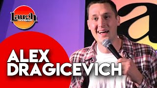Alex Dragicevich | White Privilege | Laugh Factory Chicago Stand Up Comedy