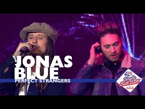 Jonas Blue - 'Perfect Strangers' (Live At Capital's Jingle Bell Ball 2016)