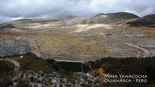Mina Yanacocha: el oro...¿ vale más que el agua?