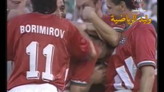 هدف بلغاريا الثاني في الأرجنتين ـ مونديال 94 م تعليق عربي