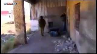 İsrailli Kadın Askerler korkudan ağlıyor.mp4