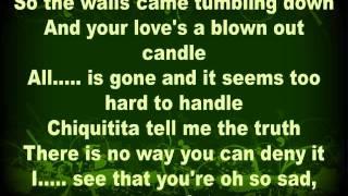 Chiquitita - Abba in English