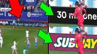هذه حقيقة الإعلانات العربية التي تظهر في الدوريات الأوروبية والبطولات العالمية !