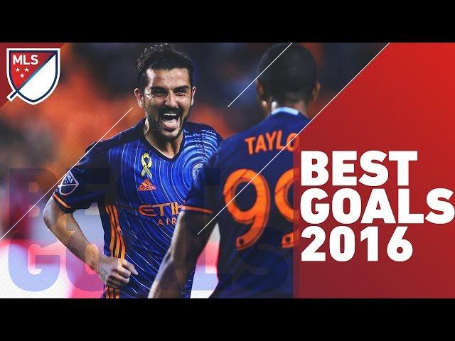 Each Team's Best Goal of 2016