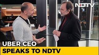 Uber CEO Dara Khosrowshahi Speaks To NDTV's Prannoy Roy