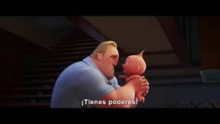 Los Increíbles 2, de Disney•Pixar – Primer Tráiler