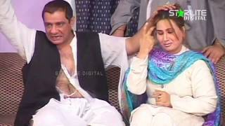 Best of Nasir Chinyoti and Zafri Khan New Pakistani Stage Drama Full Comedy Funny Clip