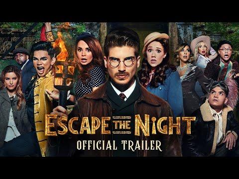 Escape the Night Season 4 All Stars OFFICIAL TRAILER