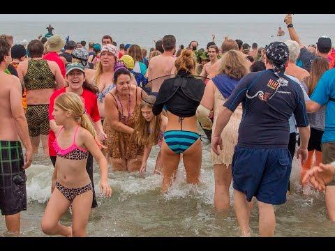 2016 Folly Beach Polar Plunge