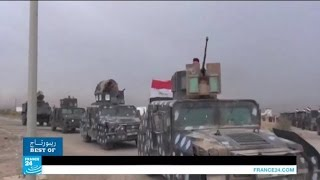 العراق.. تطورات المرحلة الثانية من معركة الموصل