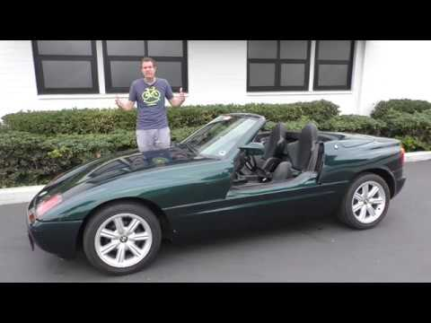 Here s Why the BMW Z1 Is the Strangest Modern BMW