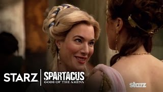 Spartacus: Gods of the Arena   Girlfriends   STARZ