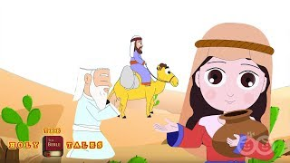 Isaac and Rebekah I Stories of Jacob I Animated Children's Bible Stories