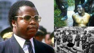 HISTORIA: RAIS Aliyekatwa Masikio Akiwa Hai, Na Yeye Aliwakata Wengine