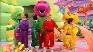 Barney In Outer Space Promo (60fps)