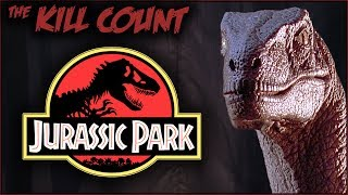 Jurassic Park / World KILL COUNT