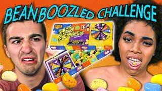 BEAN BOOZLED CHALLENGE! (ft. React Cast) | Challenge Chalice