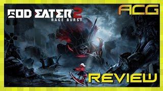 God Eater 2: Rage Burst Review