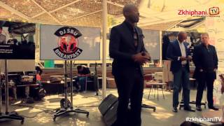 DJ Sbu explains his NEW radio show