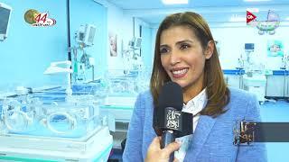 كل يوم - أحد الأشقاء الإماراتيين يشارك فى دعم وتطوير مستشفى أبو الريش للأطفال