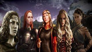 5 Mujeres Indomables del Pasado en Juego de Tronos + Noticias Temp. 7