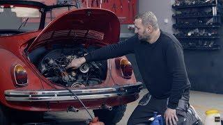 Silnik odpalił i pracował prawie jak nowy! #Samochód_Marzeń