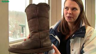 a3539786e3dc33 Upcycle  Nichole s salty Ugg boots 2 years ago