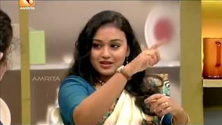 "Annies Kitchen With Malayalam Serial Actress ""Varada Jishin""  Paneer kalimirchi curry Recipe"