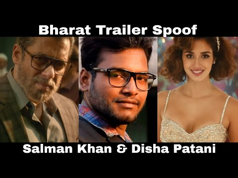 Xxx Mp4 BHARAT TRAILER SPOOF Salman Khan Disha Patani Katrina Kaif OYE TV 3gp Sex