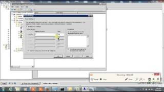how to set automatic proxy by domain group policy