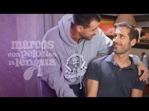 El beso gay más romántico. MARCOS 02x09
