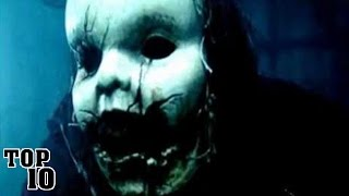 Top 10 Scariest Scenes In Horror Movies